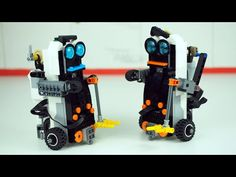 Lego® Boost Vernie Junior - instruction and code - YouTube Nerf, Coding, Construction, Toys, Youtube, Building, Activity Toys, Clearance Toys, Gaming