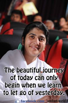 Brahma Kumari Sister Shivani is one of the most respected and versatile spiritual, motivational and inspirational speaker.Here you can see Sister Shivani inspirational quotes, success quotes, positive quotes etc. Sweat Quotes, Apj Quotes, Hindi Quotes, Wisdom Quotes, Jesus Quotes, Motivational Quotes, Peace Of Mind Quotes, Good Thoughts Quotes, Life Quotes To Live By