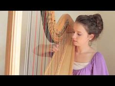 How to Play a Harp Glissando (more instructional videos on this blog, Eleganza Strings)
