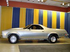 1974 Chevy El Camino SS
