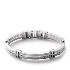 Fossil Armband für Herren JF84883040 aus der Serie Mens Dress hier online bestellen