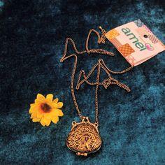 Bolsinha para guardar delicadezas  #lojaamei #colar #acessorio #bolsinha #vintage #delicado