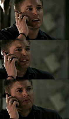 Dean Winchester emoji. #Dean_Winchester #Supernatural
