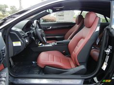 2011 gray mercedes e coupe with red and black interiors | Red/Black Interior 2013 Mercedes-Benz E 350 Coupe Photo #72684658