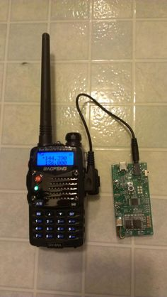 An awesome write up on how to connect your radio to a phone \tablet to utilize APRS tracking app.