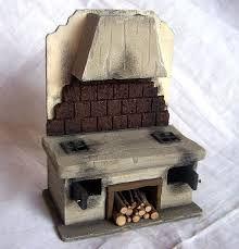 Resultado de imagen de porte per presepi Miniature Kitchen, Miniature Houses, Miniature Fairy Gardens, Miniature Food, Haunted Dollhouse, Dollhouse Miniatures, Barbie Furniture, Miniature Furniture, Miniture Things