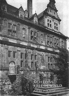 ⚔ 7. August 1762 – Einnahme des Schlosses Friedewald durch die Franzosen ➷
