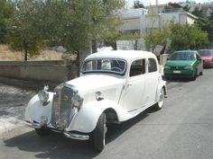 Mercedes Benz 170V Restored For Sale (1939)