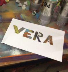 """Straatkunst Blog van  Vera Born - """"Workshop.EGD in een notendop """"  - 19 januari 2014 - veraborn.wordpress.com/2014/01/19/124/"""