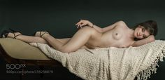 Reclining Nude by o-2b. @go4fotos