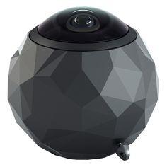 Spherical 360fly action camera captures 360-degree video footage (Dezeen)