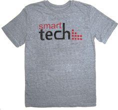 40 Year-Old Virgin Smart Tech T-shirt $16.95 #tvstoreonlinewishlist