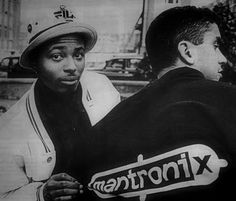 Mantronix, American hip-hop & electro funk music group founded by DJ Kurtis Mantronik (Kurtis el Khaleel) & rapper MC Tee (Touré Embden). It underwent several genre changes, from old school hip-hop & electro-funk to house music, but the group is primarily remembered for its original, heavily synthesized blend of old school hip-hop & electro funk. Their hits, including Fresh Is the Word, Bassline, Needle To The Groove & Electro Mega-Mix have been heavily sampled.