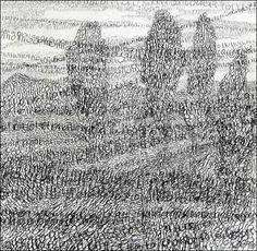 Tony Cragg Drawings | Tony Cragg, Drawings à la Galerie Thaddaeus Ropac - Eloge du noir par ...