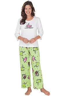 Womens Pajamas, Womens Sleepwear, Womens Cotton Pajamas | PajamaGram