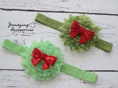 Christmas Baby Headband - So cute!