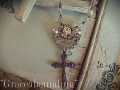 """Welcome Back Janis from """"Graceabounding"""". The Vintage Marketplace June1st and 2nd, 2012 Rainbow/Fallbrook CA."""