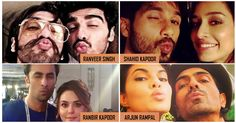 Why should only girls 'POUT'! Which #Bollywood actor has the best pout in town? Pick here -