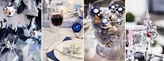Silverblue Christmas FBcover #silver #Christmas #fbcover