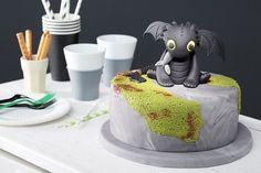 Mit diesen Kuchen zähmen Sie nicht nur Drachen, sondern auch wilde Wikingerbanden. • Foto & Styling: Thordis Rüggeberg, Foodproduktion: Eileen Greuel