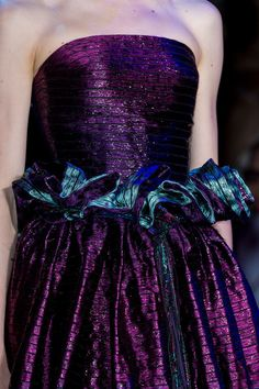 Armani Privé at Couture Fall 2015 (Details)