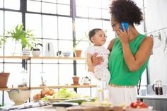 5 Ways Busy Parents Can Get Stuff Done (Without Ignoring the Kids)
