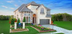 Our newest model showhome at the Villas of Pecan Creek in East Plano. MODEL OPEN DAILY Address:  2413 Barclay Court Plano, Texas