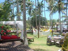 Espelho, espelho meu… Restaurante do baiano. Praia do Espelhom na Bahia. #jujunatrip #banhia #beach #summer #brasil #travel #viagem #relax