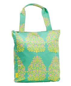 Look what I found on #zulily! Henna Tree & Mineral Sara Organic Tote by Amy Butler #zulilyfinds