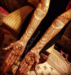 Bridal Henna Now booking for 2015/16 Instagram @MendhiHennaArtist