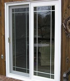 Jeld Wen Premium Atlantic Vinyl Sliding Patio Doors