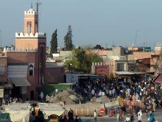 #magiaswiat #podróż #zwiedzanie #agadir #blog #afryka  #maroko #essaouir #ocean #safi #qualidia #al-dzadida #suk #casablanka #rabat #meknes #volubilis  #fez #meczet #marakesz # Agadir, San Francisco Ferry, Ocean, Building, Blog, Travel, Viajes, Buildings, The Ocean