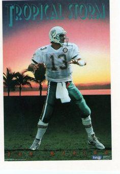 Miami Dolphins Script Neon Light