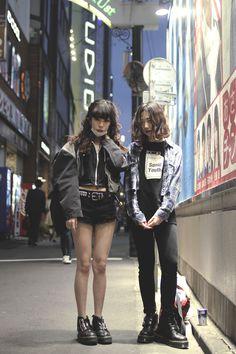 [Street Style] ジュリア & まゆぷ | Harajuku (Tokyo)