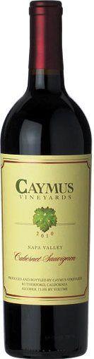 2010 Caymus, Cabernet Sauvignon (Napa Valley (AVA)) California, USA