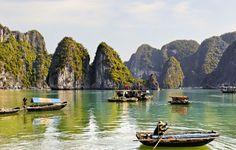 Ha Long Bay, Vietnam, Asia