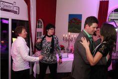 Paartanz auf Hochzeit