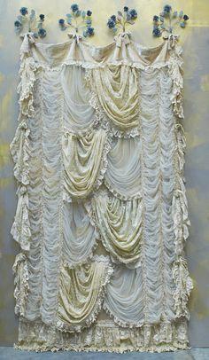 'Miriam' Lace Panel