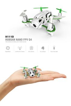 Hubsan H111D 5.8G FPV 720P HD カメラ付き 高度ホールドモード ナノ RC クアッドコプター RTF を購入して、最低価格及び最高のサービス付き! - Hubsan - ブランド別検索
