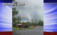 EF1 tornado touches down in Batesville - KAIT-Jonesboro, AR-News, weather, sports