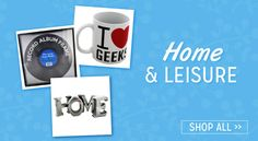 Home & Leisure - Shop All