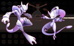 Mewtwo new Form/Evolution or even an brand new Mew's clon Pokemon from Pokemon X and Y -- Mewtwo or whatever it is (c) GameFreak / Nintendo Pokemon Mewtwo, Mega Mewtwo, Mew And Mewtwo, Pokemon Pins, Pokemon Fan Art, Valor Pokemon, Powerful Pokemon, Deadpool Pikachu, Pokemon Red Blue