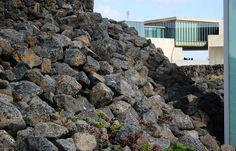 tadao ando designs genius loci and glass house, phoenix island Genius Loci, Tadao Ando, Glass House, Garden Landscaping, Rum, Phoenix, Island, Landscape, Architecture
