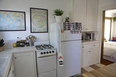 Real Kitchens That'll Inspire: 15 Small Cool Kitchens To Check Out Now!