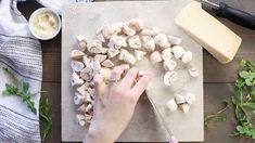 EASY Fish Tacos Recipe with Cabbage Slaw - Valentina's Corner Bacon Mushroom, Bacon Stuffed Mushrooms, Cheese Stuffed Chicken, Shrimp Taco Recipes, Shrimp Recipes For Dinner, Chicken Wing Recipes, Spinach Salad Recipes, Spinach Strawberry Salad, Broccoli Salad