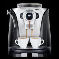 Saeco Refurbished Saeco Odea Go Plus Espresso Machine With Rapid Steam