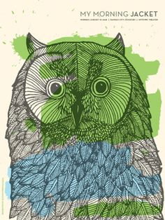Owl Poster #Owl #Poster