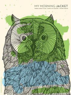 Owl Poster #Owl #Poster