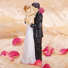 """""""Precious Moment"""" Wedding Cake Topper - GBP £ 6.42"""