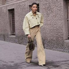 c5f8c14e62d8 15 Outfits That Prove You Need to Buy a Pair of Beige Pants